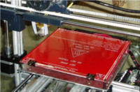 Wholesale 3D Printer Reprap MK2 Heated Bed Borosilicate Glass Plate size mm tempered Printer Parts Cheap Printer Parts