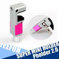 Wholesale Supreme Mini Holder RK09 Pholder Super Mini Mobile Phone Tablet PC Monopod Holder Universal Mount For Smart Devices Ipad Samsung Tripod