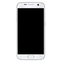 1: 1 S7 Quad core MTK6580 téléphone déverrouillé avec 512mb / 4gb (montrer faux 1gb + 32gb) 5mp caméra déverrouillée téléphone avec boîte scellée 3g plastique DHL ship