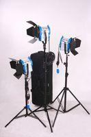 arri lighting - As arri W Fresnel Tungsten Lights Spotlight cm Light Stands Bulbs Flycase for Video Studio Light Film Light
