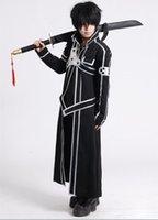 Cosplay espada de arte en línea de ropa de cabo cos traje capa capa de cosplay cosplay regalo de calidad superior del partido