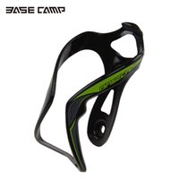 bc sports bike - BASECAMP Plastic Mountain Bike Bottle Holder Convenient Sports Standard Road Bike Water Bottle Cage Bicycle Accessories BC
