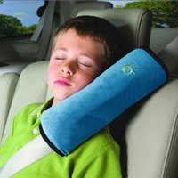 Wholesale Baby Auto Pillow Car Safety Belt Protect Shoulder Pad adjust Vehicle Seat Belt Cushion for Kids Children high quality