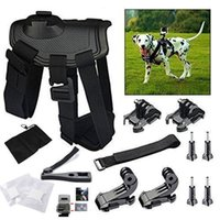 Wholesale Pet Dog Chest Strap Vest Harness Belt Mount Adjustable Soft For GoPro Hero PC Nylon