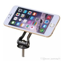 bar mount for iphone - 2016 New Arrival Universal Bike Bicycle Phone GPS Handlebar Holder Mount for iPhone Stem riser bracket mobile fit any model