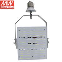 Caja de zapatos Estacionamiento 240W LED de iluminación de inundación trabajo de reequipamiento al aire libre caja de zapatos de haluro metálico lámpara HID 4Pcs / Lot