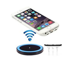 Wholesale Wireless Charging Receiver Case for iPhone s Plus FIMSOAR Built in Qi Compatible Slim Tough Case in iPhone Android type c Interface