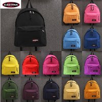 Wholesale 18 Colors sac a dos Famous brand eastpack backpack school bags eastpak women men waterproof sports travel bags hiking laptop backpacks