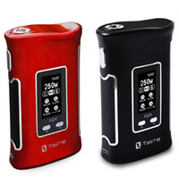 Wholesale X Taste E Cigarette Starter Box Mod Vapes with W Power Temp Control Huge Vapour Multifuction inch OLED Display