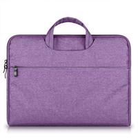 Wholesale Waterproof Notebook Laptop Sleeve Case Bag Handbag For quot quot quot quot Laptop PC Macbook Air Laptop Bag