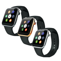 Wholesale 2016 New Smartwatch A9 Bluetooth Smart watch for Apple iPhone IOS Samsung Android Phone relogio inteligente reloj smart watch