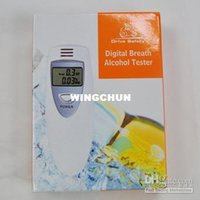Wholesale 100pcs Digital Display Alcohol Breath Tester