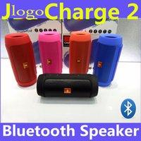Wholesale CHarge2 II for jbl Wireless Bluetooth speaker Subwoofer Outdoor portable mini speaker HIFI waterproof bluetooth speaker pluse