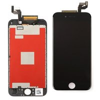 Wholesale AAA Quality No dead pixel pantalla ecran for LCD iphone s lcd display touch screen Digitizer Assembly Replacement with d touch Free ship