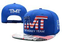 ball winter hats - 2016 New Arrival Hip Hop TMT Letter Embroidery Snapbacks Hats Adjustable Baseball Caps Ball Caps Winter hats For Men mixed order