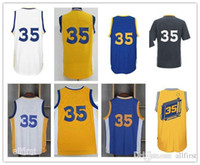 Wholesale 2016 New Basketball Jersey Blue White Black Yellow jersey basketball Size S XL All Stitched