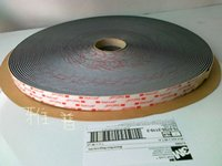 Wholesale rolls mmx45 m M SJ3550 Black Dual Lock self adhesive tape Type M Dual LOCK