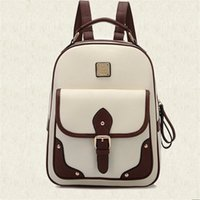 Wholesale Lowest price High quality school backpacks for teenage girls leather children kids korean backpack women bagpack college style