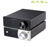 audio output amplifier - SMSL A2 HiFi Pure Digital Audio Amplifier AUX RCA Input W W Output DBB signal output can connect active subwoober