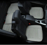 Wholesale Car seat cushion bamboo charcoal piece set leather general seat steps leaps lavida sylphy suitcase