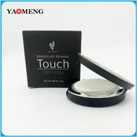 best mineral powder foundation - hot sale Best Quality You nique Mineral Touch Cream Foundation Pressed Powder Fond DE TEINT CREME OZ g DHL