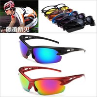 Wholesale 2016 high quality cycling sunglasses for men designer sunglasses fashion explosion proof sun glasses eyewear outdoor cycling sunglasses