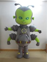 alien pictures - Deluxe EVA Head Adult alien Mascot Costume Same as Pictured for sale
