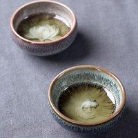 Wholesale Built tea cup ceramic Yixing Cup fambe glaze master Gongfu tea bowl Yixing Cup