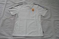 beckham real madrid jersey - Quality assurance UCL final spain real madrid home retro thailand men short soccer Jerseys uniforms Zidane Ronaldo Figo Beckham Raul