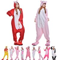 Wholesale Adult Animal Kigurumi Onesies Cosplay Costume Pyjama Pajamas Sleepwear Jumpsuit Hoodies Unisex