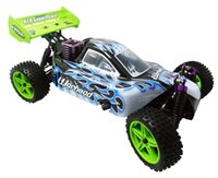 remote control car gas - HSP Rc Car Scale Nitro Gas Power wd Two Speed Remote Control Car Warhead Off Road Buggy High Speed Hobby