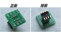 Wholesale DIP8 TO SOP8 Adapter board DIP8 changed between mm and mm Bare board pieces