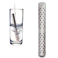 Wholesale 2016 New Alkaline Water stick alkaline water wand nano energy stick ionic water stick water filter stick