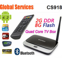 Included android k box - MK888 K R42 CS918 Android TV Box RK3188 Quad Core CPU G DDR3 G Flash RJ USB WiFi XBMC Smart TV HDMI Android
