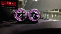 Wholesale 60mm DEFI Link Advance C2 Series Auto Gauge Boost Gauge Pink color universal fitment have stock ready to ship
