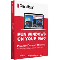 Wholesale Parallels Desktop for Mac computer PD10 upgrade pd11 software system supports the global language
