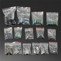 Wholesale universal Durable values V Electrolytic Capacitor Assortment Kit Set for PC Computer LCD Emergency Use