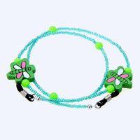 Wholesale Children Glass Beads Eyeglass Eyewears Sunglasses Reading Glasses Chains Cord Holder neck strap Rope