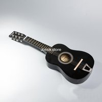 Wholesale 6 string guitar small guitar novices practiced hand Ukulele