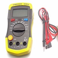 Wholesale NEW Digtital Backlight Meter XC6013L Capacitance Capacitor Tester Circuit