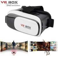 active locations - USA VR Box BTQ007 Virtual Reality D Eyewear D Gme Glasses item location is USA for D personal Video White