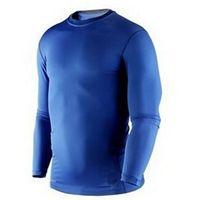 Wholesale New Hiking Shirt Brand Jacket Basketball Jersey Outdoor Long Sleeve Quick Dry T shirt Men Clearance SR127
