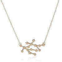 astrology gemini zodiac - New Gold Gemini Zodiac Astrology Necklaces Pendants Constellation Astrology Long Necklace Women Star Sign Men Women Couple Birthday Gift