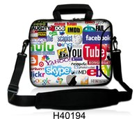 Wholesale Laptop bag quot quot quot quot quot quot quot quot quot quot for ipad macbook air laptop messenger scho