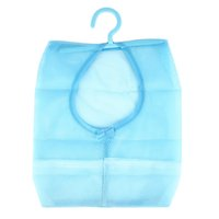 Wholesale Multi Purpose Hang Mesh Bag Clothes Storage Laundry Bags For Bathroom travel Colors