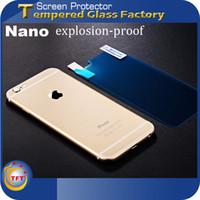 broken glass - Nano Explosion proof LG STULOS2 leon K7 K10 G3 G4 stylus Anti broken Clear Screen Protector Film Ultra Thin H Hardness Anti Scrath