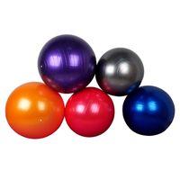 ball gymnastics - Yoga Ball Thick Explosion Proof Massage Ball Bouncing Ball Gymnastic Exercise Yoga Balance Ball CM Colors