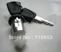 Wholesale Electric Bike Scooter Two Spare Keys E bike Toolbox Innerbox Glove Box Lock