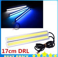 Wholesale Production of COB CM light car LED daytime running lights DRL mm foreign trade explosion models