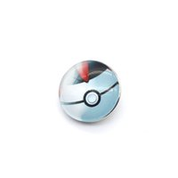 animal timer - Poke Ball noosa jewelry Timer ball glass snap button for noosa chunk Cabochon Charm Bracelets Bangles YD0178